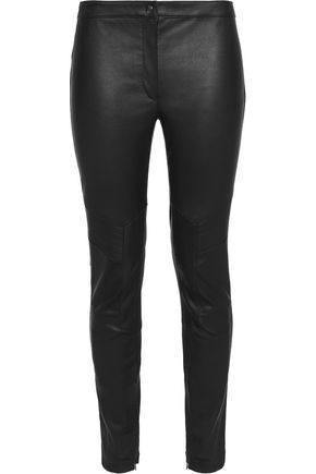 BELSTAFF Helene leather leggings