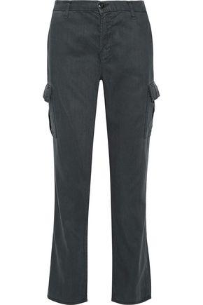 J BRAND Croft twill straight-leg pants