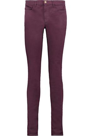 VALENTINO Embellished slim-leg pants
