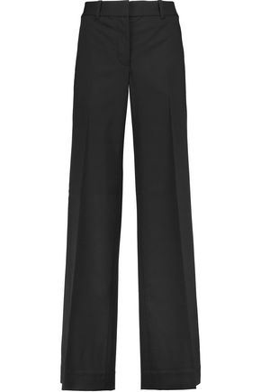 3.1 PHILLIP LIM Wool-blend canvas straight-leg pants
