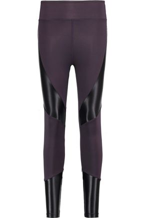 KORAL Paneled stretch leggings