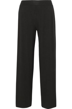 BAILEY 44 Stretch-jersey wide-leg pants