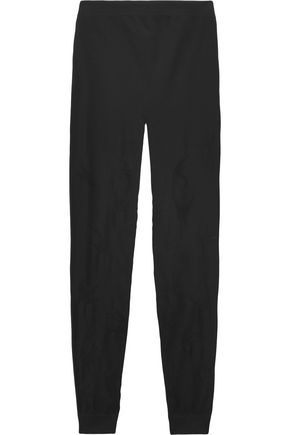 McQ Alexander McQueen Stretch-jersey leggings