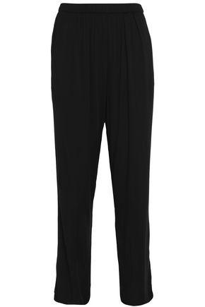VELVET by GRAHAM & SPENCER Jersey wide-leg pants