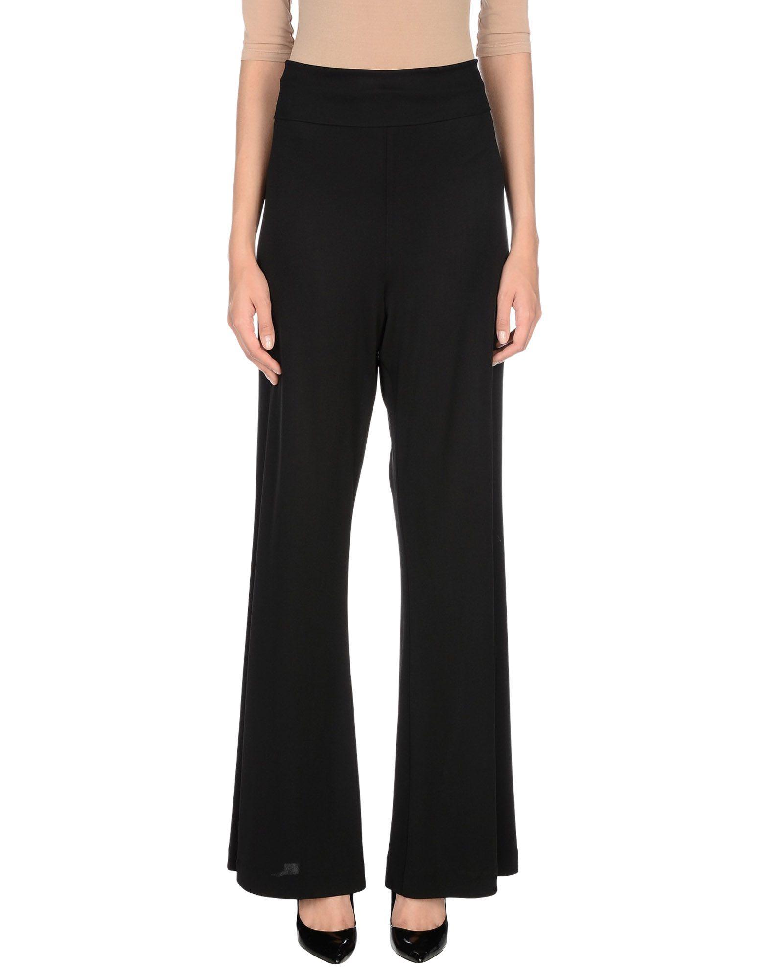 цена MISS MAX Повседневные брюки онлайн в 2017 году