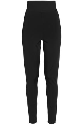 BALMAIN Stretch-ponte leggings