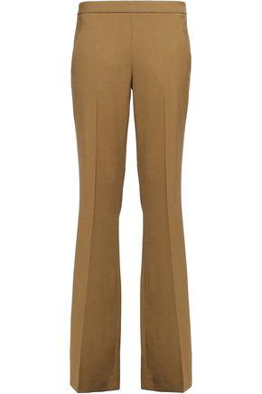 VIONNET Wool-blend flared pants