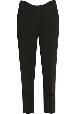 AGNONA Stretch-wool slim-leg pants