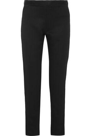 CHALAYAN Twill slim-leg pants