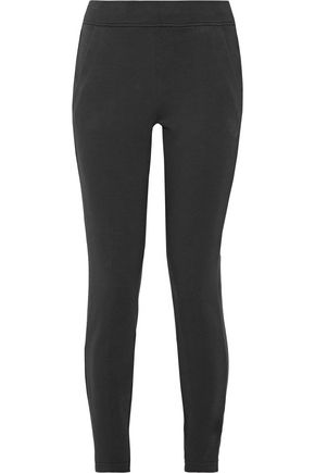 NIKE NikeLab Essentials French stretch-cotton terry leggings