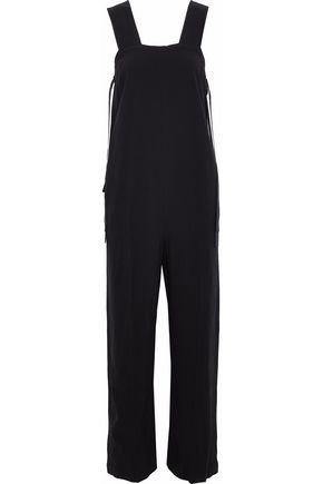 HELMUT LANG Crepe de chine jumpsuit