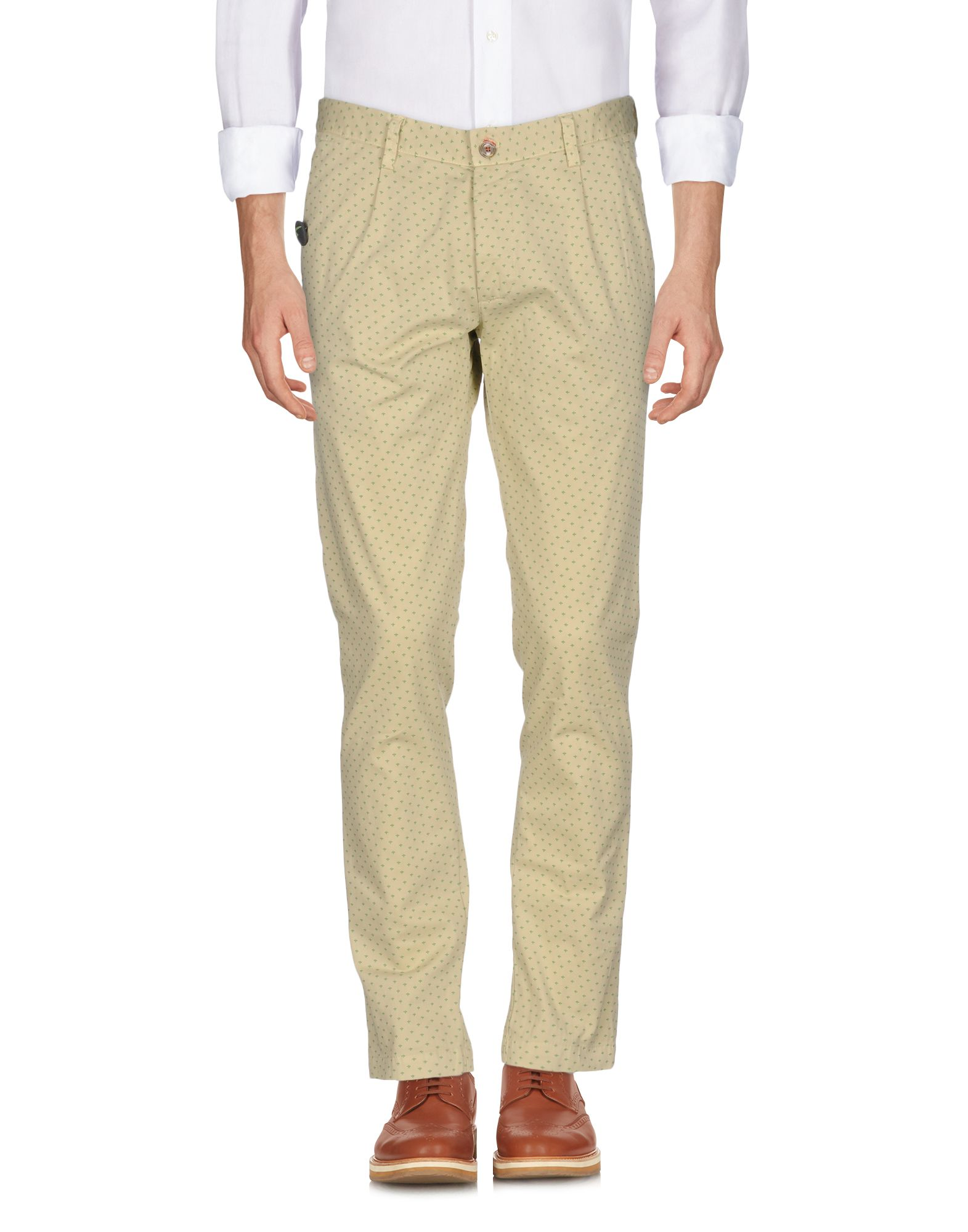 Фото - KOON Повседневные брюки брошь blucome bijouteria esmaltes 7106100495