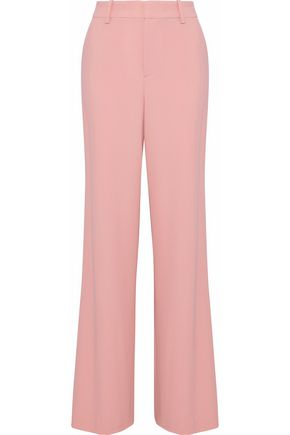 ALICE+OLIVIA Crepe wide-leg pants