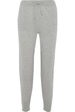 IRIS AND INK Albie cashmere track pants