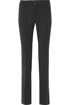 RAOUL Twill straight-leg pants