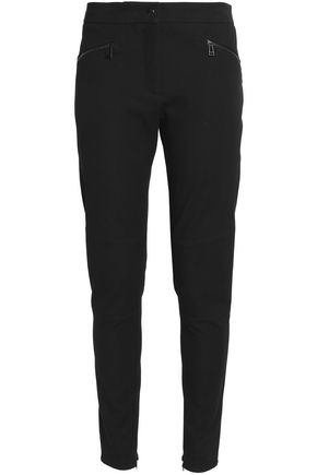 BELSTAFF Cotton-blend slim-leg pants