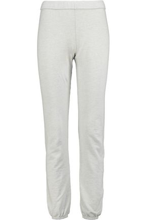 MONROW Cotton-blend track pants