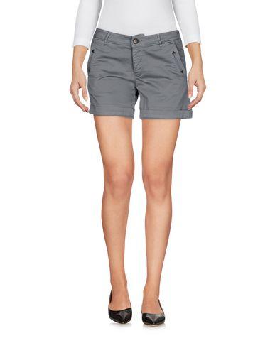Фото - Повседневные шорты от HOD свинцово-серого цвета