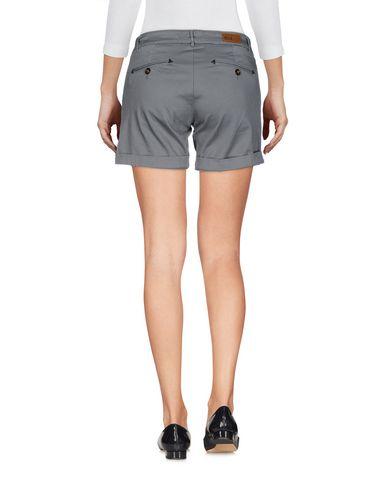Фото 2 - Повседневные шорты от HOD свинцово-серого цвета