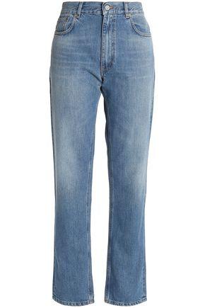 ACNE STUDIOS Faded high-rise boyfriend jeans