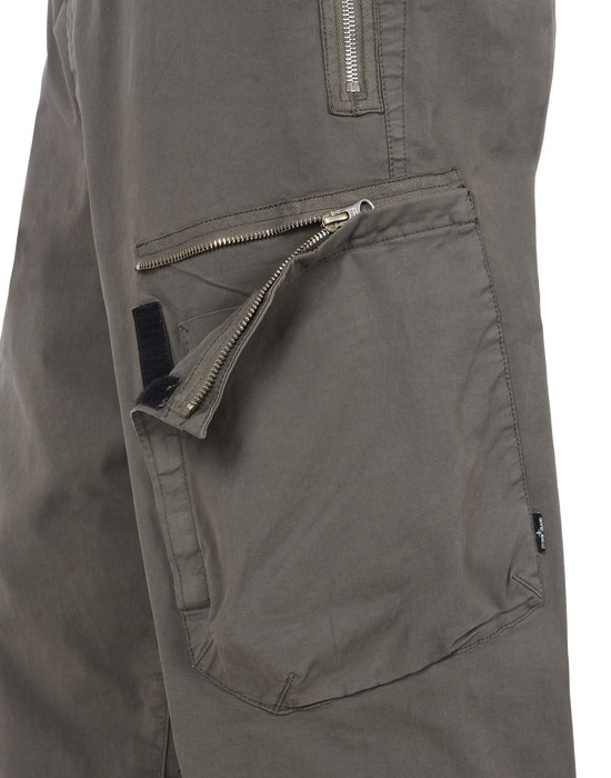 13133821mt - TROUSERS STONE ISLAND SHADOW PROJECT