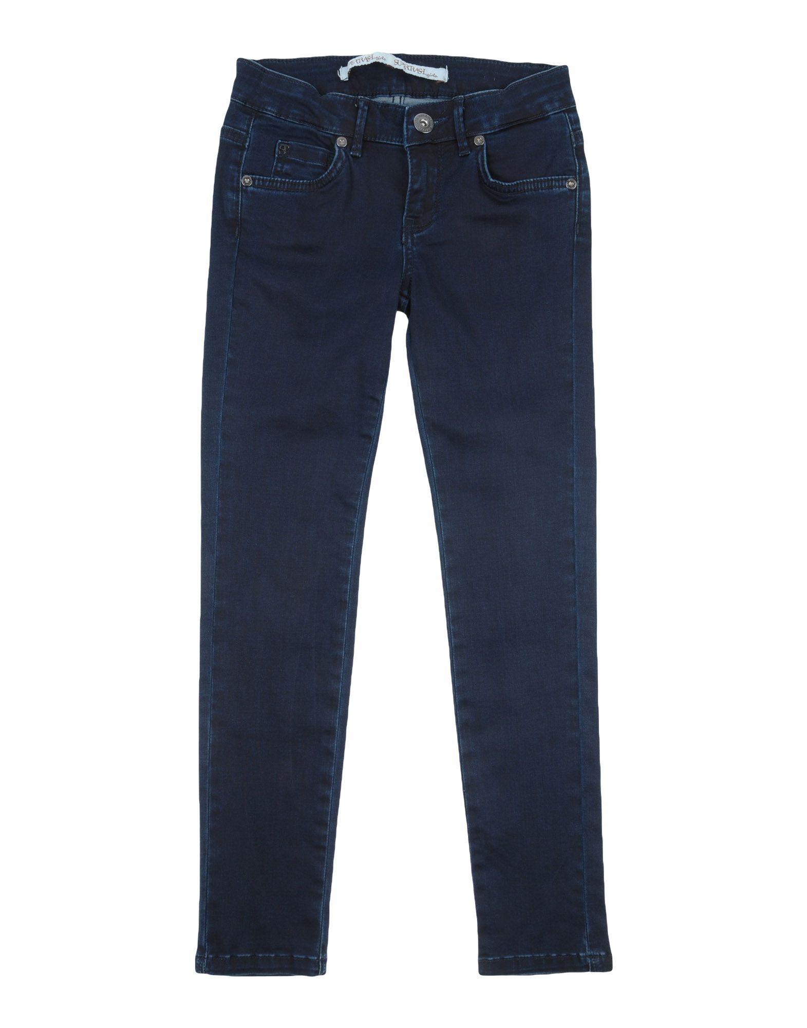 Фото - SUPERTRASH GIRLS Джинсовые брюки supertrash легинсы