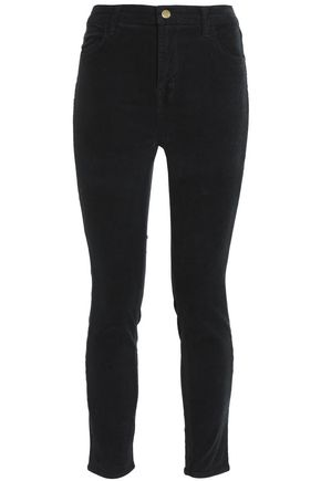 J BRAND Stretch-cotton corduroy slim-fit pants