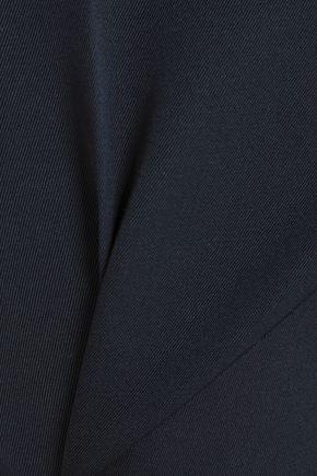 JIL SANDER Cropped wool tapered pants