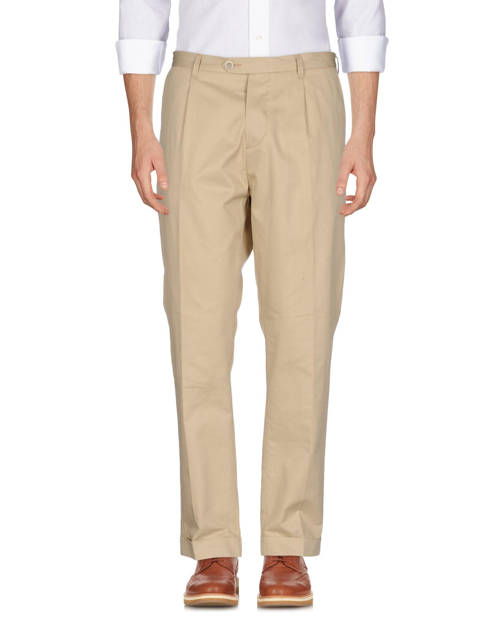 GUYA G. Повседневные брюки
