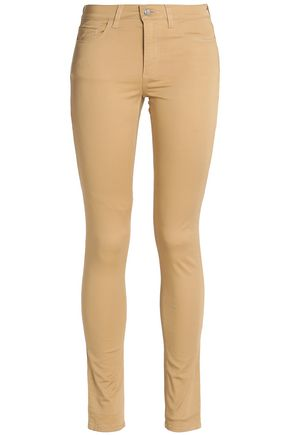 ACNE STUDIOS Stretch-cotton skinny pants