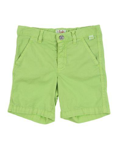 Фото - Бермуды светло-зеленого цвета
