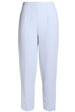 EMILIA WICKSTEAD Crepe tapered pants