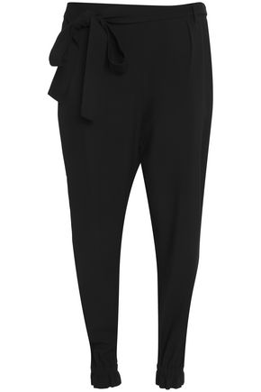 MSGM Crepe tapered pants