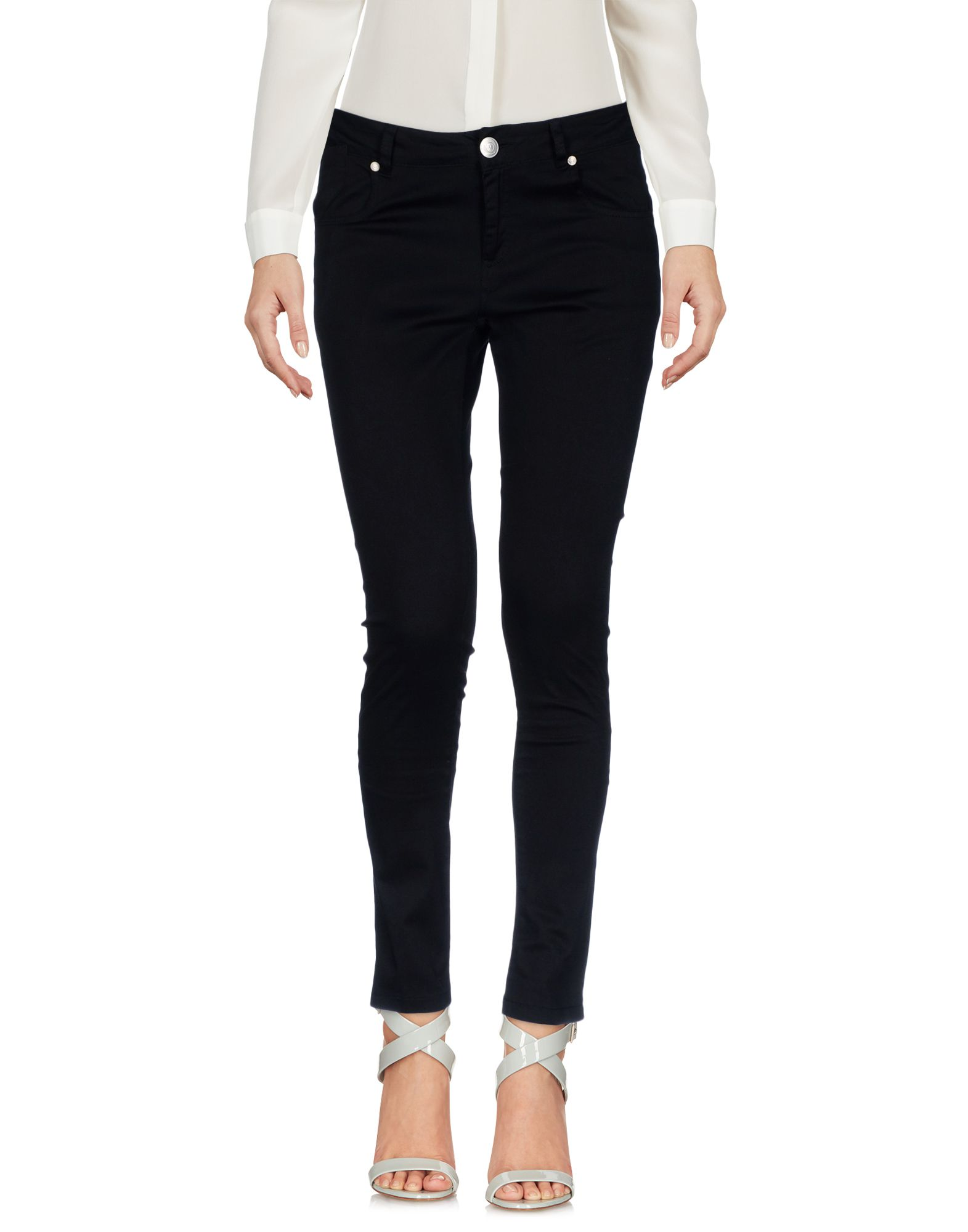 цена HANNY DEEP Повседневные брюки онлайн в 2017 году