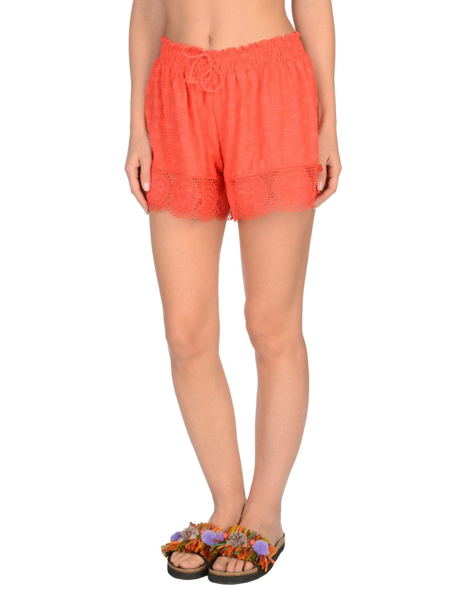 BLUMARINE BEACHWEAR Пляжные брюки и шорты шорты blumarine шорты