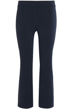 HELMUT LANG Flared scuba leggings