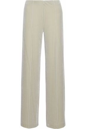 BY MALENE BIRGER Velvet wide-leg pants