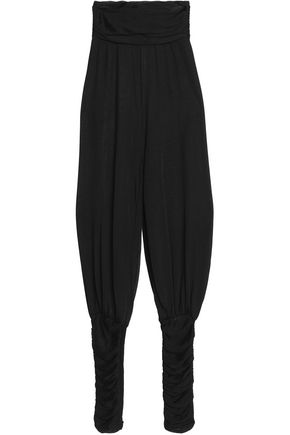 BALMAIN Knitted tapered pants