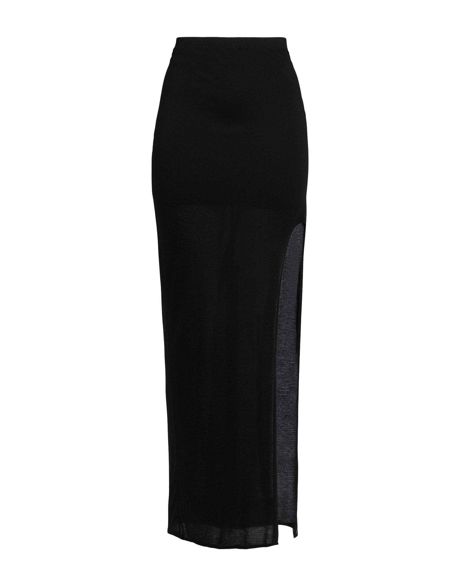 где купить HELMUT LANG Длинная юбка по лучшей цене