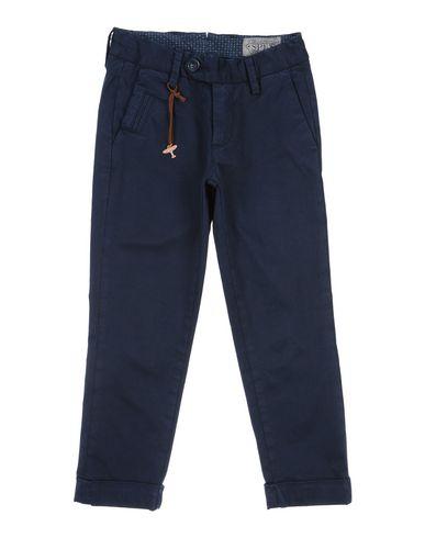 Фото - Повседневные брюки от SP1 темно-синего цвета