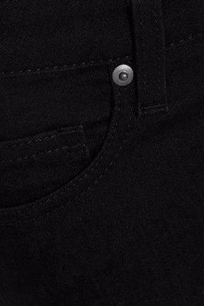 IRIS & INK Ellis mid-rise skinny jeans
