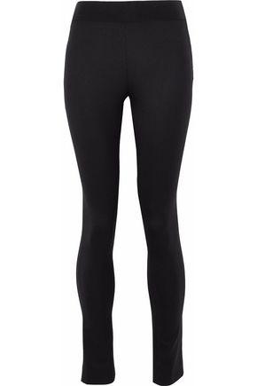ACNE STUDIOS Paneled cady slim-leg pants