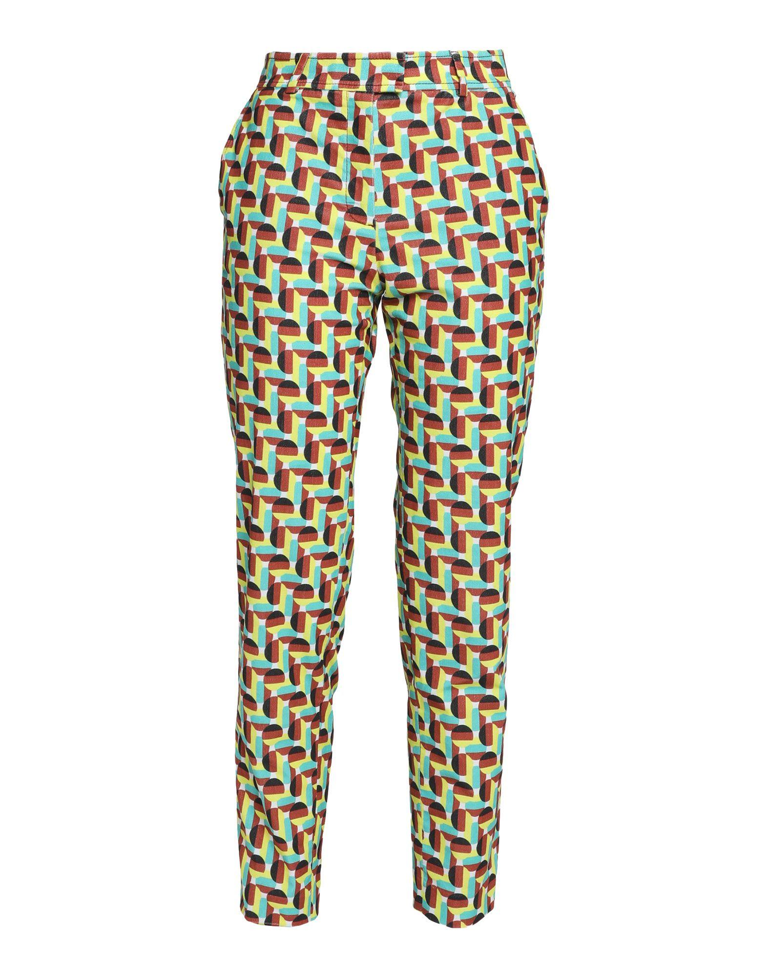 M MISSONI Повседневные брюки m missoni бархатные брюки