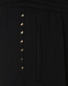 ROCKSTUD UNTITLED 平纹针织长裤