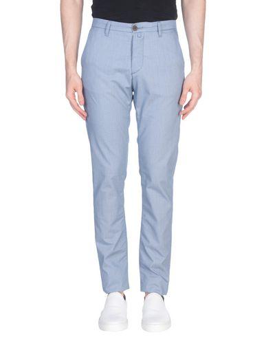 Купить Повседневные брюки от INDIVIDUAL синего цвета
