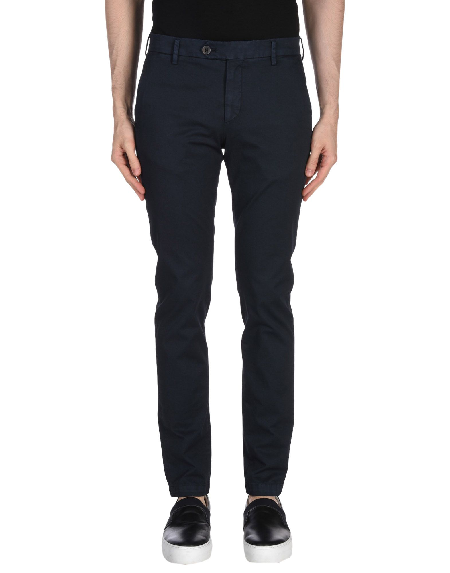 BE ABLE Casual Pants in Dark Blue