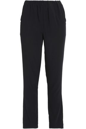 CARVEN Crepe straight-leg pants