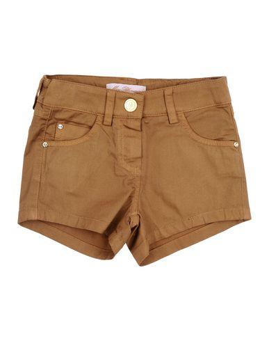 Фото - Повседневные шорты коричневого цвета
