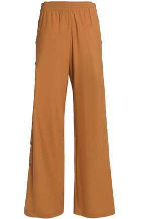 MAISON MARGIELA Cotton-blend shell track pants