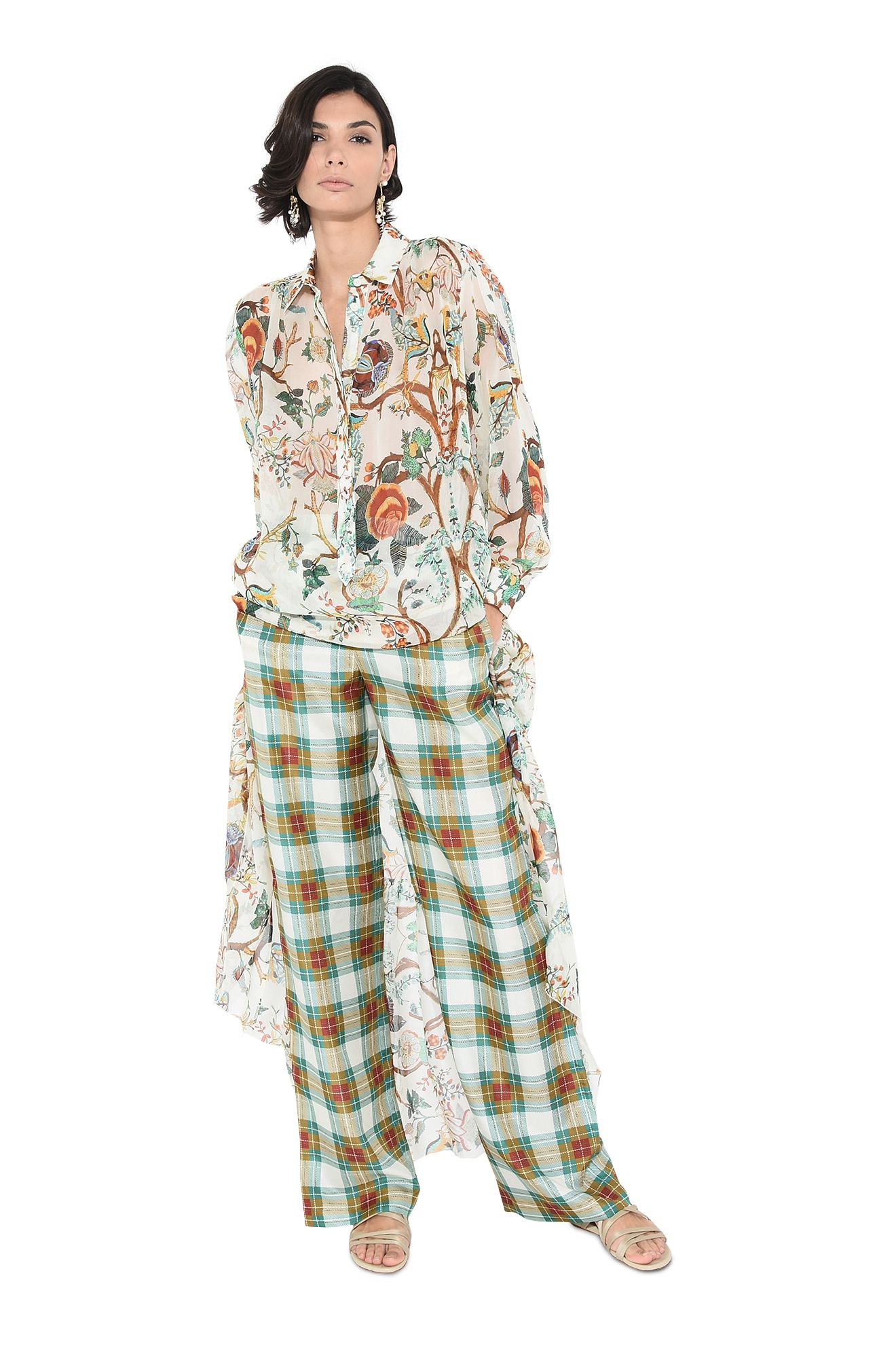 Madras Pyjamahose